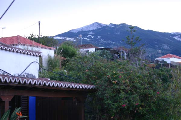 Hagelschäden Auf La Palma Am 9.2.08