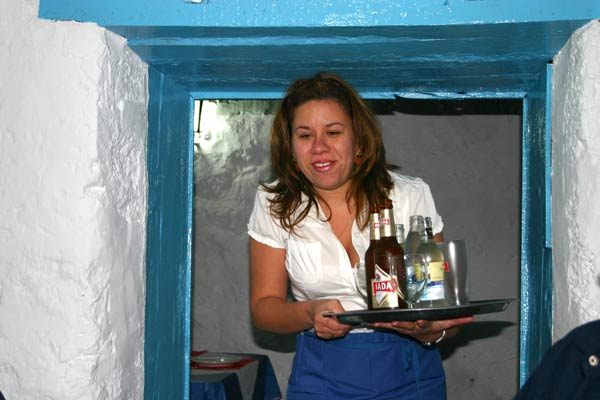 Restaurant Mar y Tierra in Los Llanos